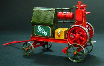 Stable engine · PM 505 ·  plusmodel · 1:35