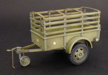 U.S.1-ton trailer Ben Hur · PM 539 ·  plusmodel · 1:35