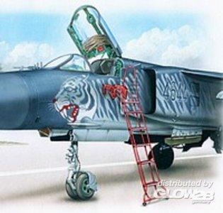 Ladder Mig-23 · PM AL4038 ·  plusmodel · 1:48