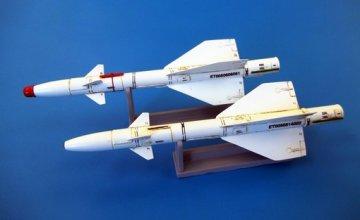 Russian missile R-98MT · PM AL4054 ·  plusmodel · 1:48
