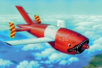 Firebee KDA-1 · PM AL7036 ·  plusmodel · 1:72