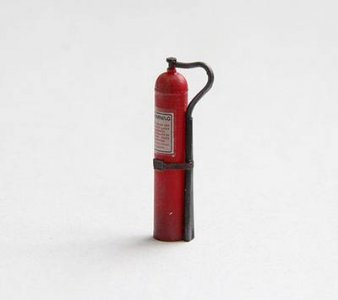 großer Feuerlöscher · PM EL004 ·  plusmodel · 1:35