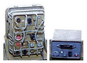 U.S. Funkstation - WWII · PM EL022 ·  plusmodel · 1:35