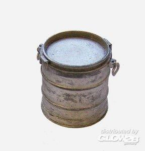 German pot for mess · PM EL038 ·  plusmodel · 1:35