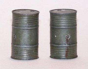 Metallfass · PM EL041 ·  plusmodel · 1:35