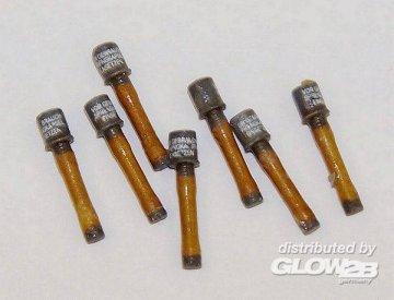 Deutsche Granaten · PM EL052 ·  plusmodel · 1:35