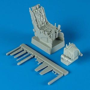 Su-27 - Ejection seat with safety belts [Trumpeter] · QB 32004 ·  Quickboost · 1:32