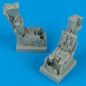 F-14A - Ejection - Seats with safety belts [Hasegawa] · QB 32033 ·  Quickboost · 1:32