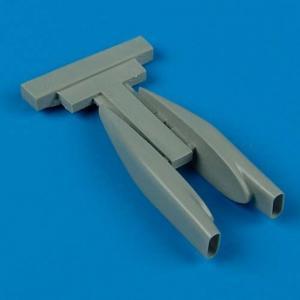 F-105 - Air intake [Trumpeter] · QB 32068 ·  Quickboost · 1:32
