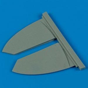 Spitfire Mk. V - Stabilizer [HobbyBoss] · QB 32114 ·  Quickboost · 1:32