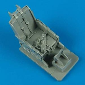 F-86 - Ejection seat with safety belts · QB 32132 ·  Quickboost · 1:32
