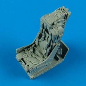 F-8 Crusader - Ejection seat with safety belts · QB 32140 ·  Quickboost · 1:32