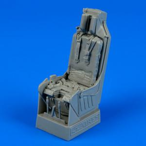A-7D Corsair II - Ejection seat with safety belts · QB 32147 ·  Quickboost · 1:32