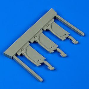 F-105 Th- Underchief - Control lever [Trumpeter] · QB 32167 ·  Quickboost · 1:32