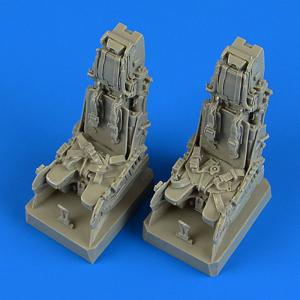 Eurofighter Typhoon - Ejection - Seats with safety belts [Revell] · QB 32208 ·  Quickboost · 1:32
