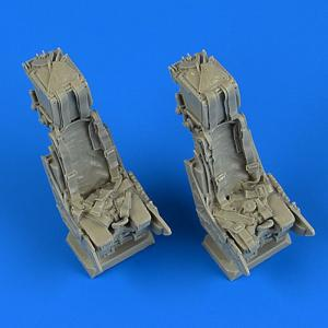 Panavia Tornado - Ejection - Seats with safety belts [Revell] · QB 32209 ·  Quickboost · 1:32