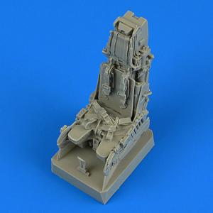 Eurofighter TYPHOON - Ejection seat with safety belts [Trumpeter] · QB 32210 ·  Quickboost · 1:32
