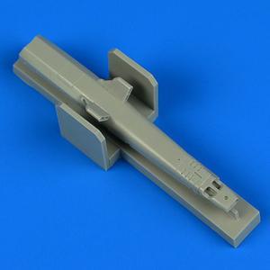 MiG MF - Gun pod-early version [Trumpeter] · QB 32221 ·  Quickboost · 1:32