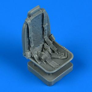 A-1 Skyraider - Seat with safety belts [Trumpeter] · QB 32236 ·  Quickboost · 1:32