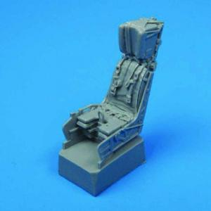 F/A-18A/C - Ejection seat with safety belts · QB 48001 ·  Quickboost · 1:48