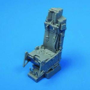 F-16A/C - Ejection seat with safety belts · QB 48002 ·  Quickboost · 1:48