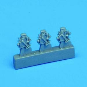 Gunsight Revi C/12D (6 pcs) · QB 48007 ·  Quickboost · 1:48