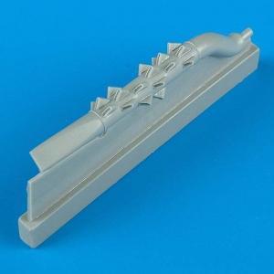Fairey Swordfish Mk. I - Exhaust [Tamiya] · QB 48088 ·  Quickboost · 1:48