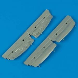 Mosquito - Undercarriage covers [Tamiya] · QB 48140 ·  Quickboost · 1:48