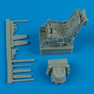 Su-25 - Ejection seat with safety belts · QB 48213 ·  Quickboost · 1:48
