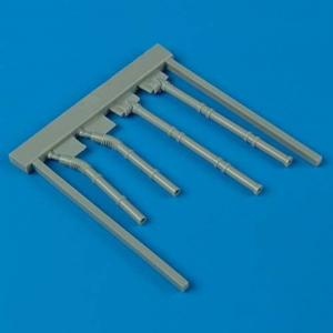 Wellington - Fuel outlet pipe - opened flaps [Trumpeter] · QB 48217 ·  Quickboost · 1:48