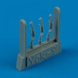 Yak 9 - Control lever [ICM] · QB 48274 ·  Quickboost · 1:48