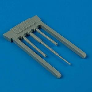 Ki61-I Hien - Gun barrels and pitote tube · QB 48278 ·  Quickboost · 1:48