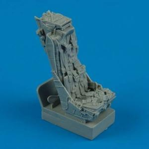 BAE Lightning - Seat with safety belts · QB 48301 ·  Quickboost · 1:48