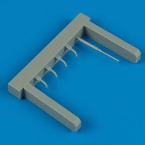 F1M2 Pete - Pitot tube & tie rods [Hasegawa] · QB 48327 ·  Quickboost · 1:48