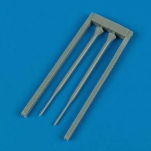 F-106A delta dart - Pitot tube [Monogram] · QB 48364 ·  Quickboost · 1:48