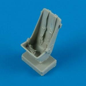 Me 163A - Seat with safety belts · QB 48388 ·  Quickboost · 1:48