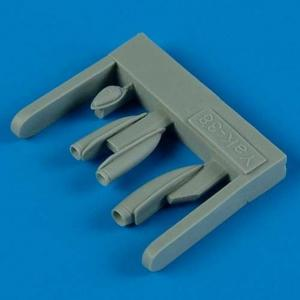 Yak-38 Forger A - Air scoops [HobbyBoss] · QB 48409 ·  Quickboost · 1:48