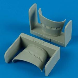 Yak-38 Forger A - Air intakes [HobbyBoss] · QB 48426 ·  Quickboost · 1:48