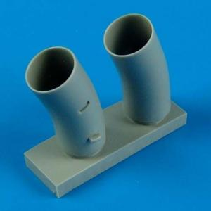 Seahawk - Exhaust nozzles [Trumpeter] · QB 48452 ·  Quickboost · 1:48