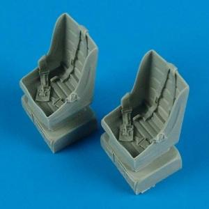 T-28 Trojan - Seats with safety belts [Roden] · QB 48482 ·  Quickboost · 1:48