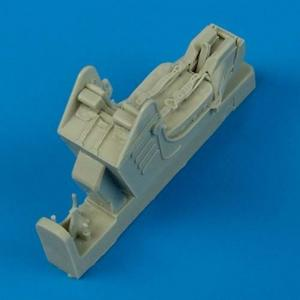A-4 Skyhawk - Ejection seat with safety belts · QB 48496 ·  Quickboost · 1:48