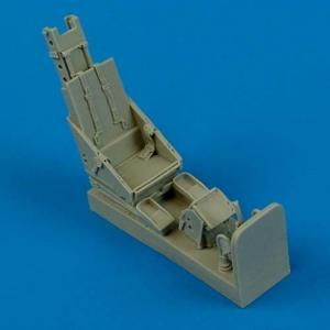 F3H-2 Demon - Ejection seat with safety belts · QB 48498 ·  Quickboost · 1:48