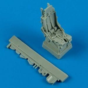 F-105 Th- Underchief - Ejection seat with safety belts · QB 48500 ·  Quickboost · 1:48