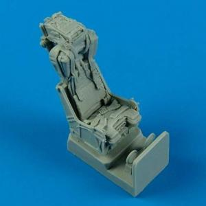 F-8 Crusader - Ejection seat with safety belts · QB 48501 ·  Quickboost · 1:48