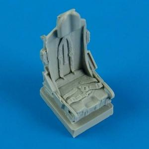 F-100D Super Sabre - Ejection seat with safety belts · QB 48509 ·  Quickboost · 1:48