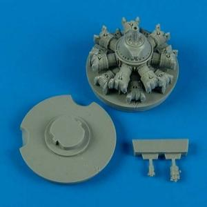 TBF/TBM Avenger - Engine · QB 48524 ·  Quickboost · 1:48