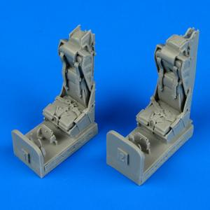 Sea Vixen - Ejection - Seats with safety belts [Airfix] · QB 48540 ·  Quickboost · 1:48