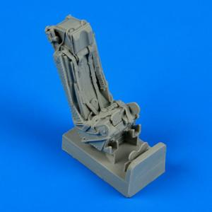 Hawker Hunter - Ejection seat with safety belts · QB 48550 ·  Quickboost · 1:48