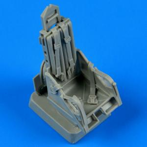 MiG-15 - Ejection seat with safety belts · QB 48563 ·  Quickboost · 1:48