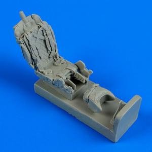 MiG-23 Flogger - Ejection seat with safety belts · QB 48596 ·  Quickboost · 1:48